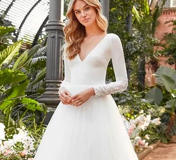 Vestidos de novia corte princesa la Sposa 2021