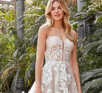 Vestidos de novia la sposa