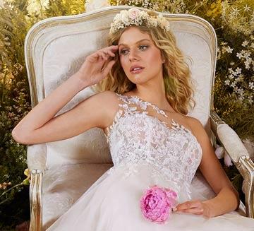 Vestidos de novia la sposa 2022