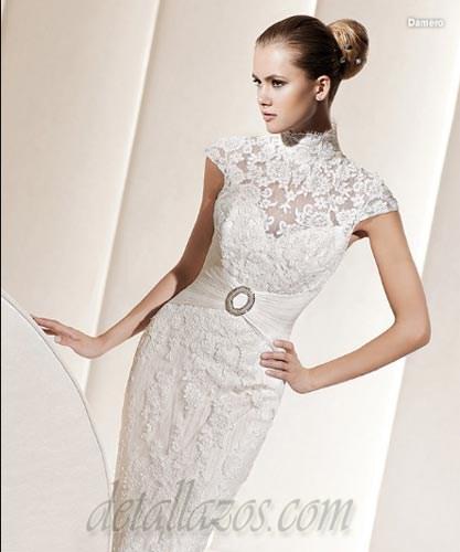 vestidos de novia con encajes 237