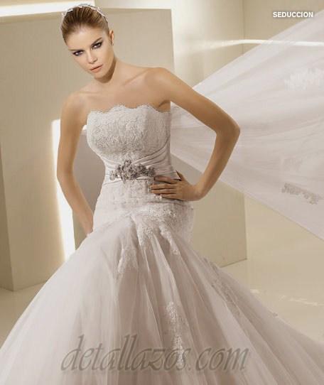 la sposa colección 7 2012 - vestido de novia la sposa