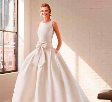 Vestidos de novia de princesa Luna novia