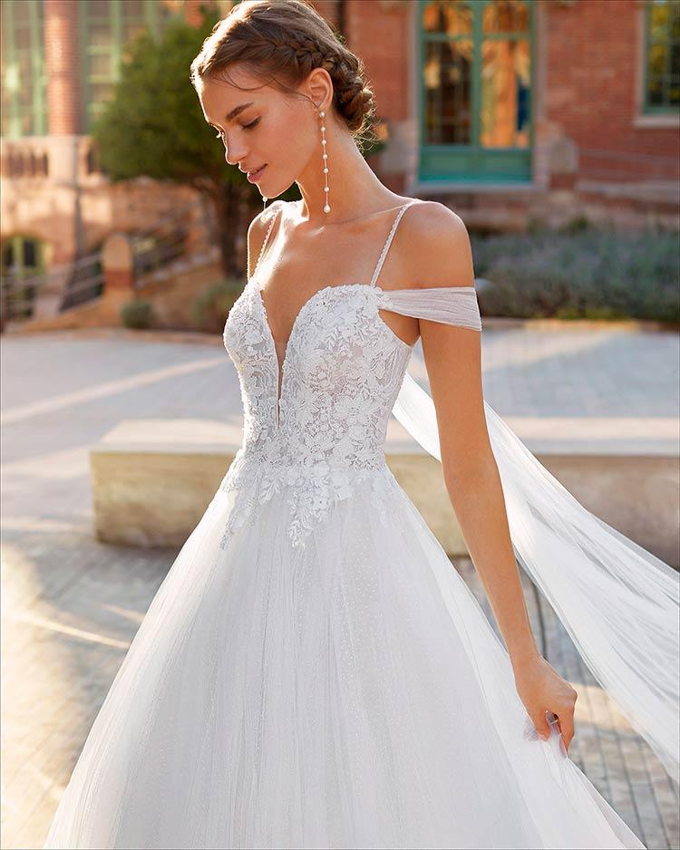 Luna Novias vestidos de novia 2021 - Yasid