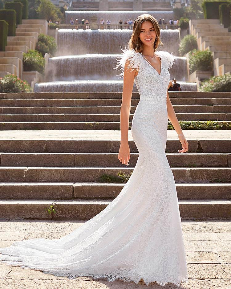 Luna Novias vestidos de novia 2021