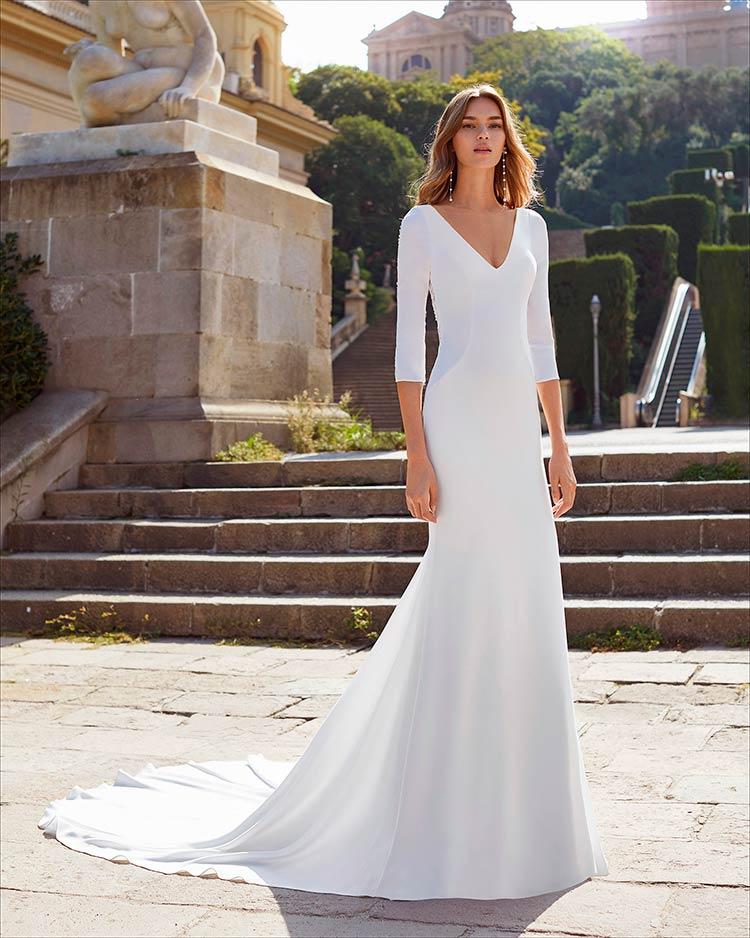 Luna Novias vestidos de novia 2021 - Yamali