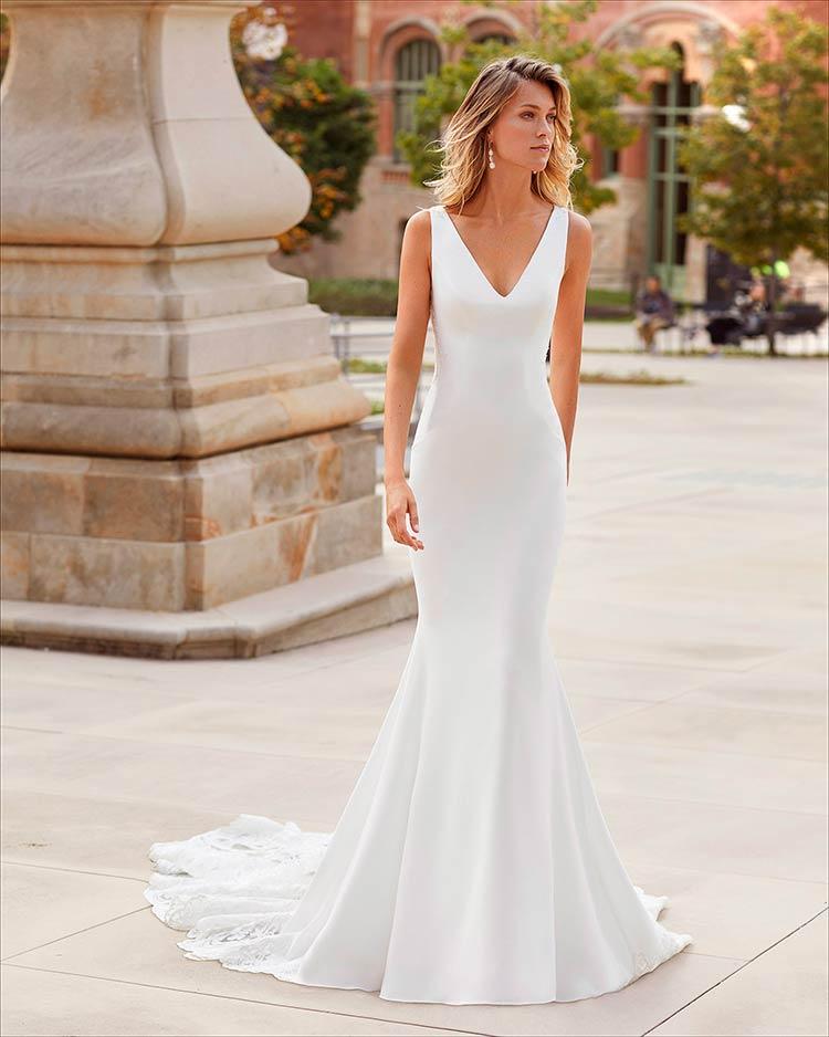 Luna Novias 2021 - traje de novia Yamir