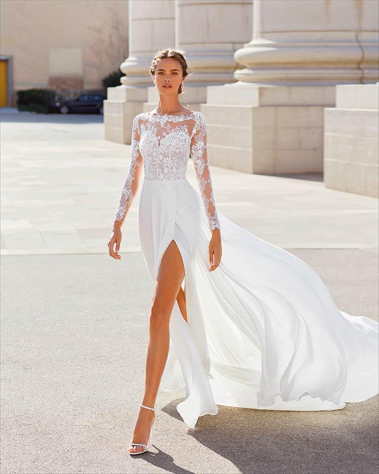 Luna Novias vestidos de novia 2021 - Yael