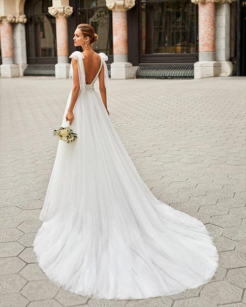 Luna novias 2022 - Vestido de novia Feroz