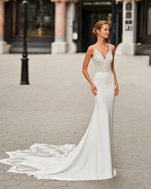 Luna novias 2022 - Vestido de novia Farga