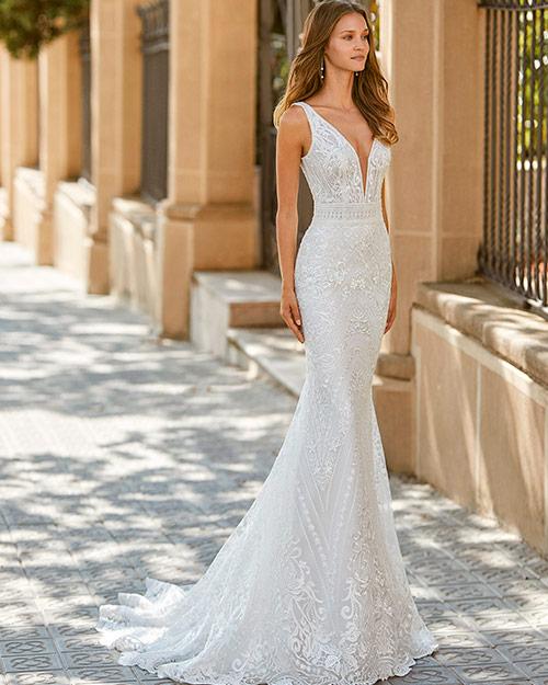 Luna novias 2022 - Vestido de novia Faz