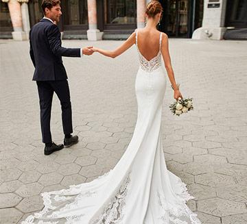 Vestidos de novia de Luna novias 2021