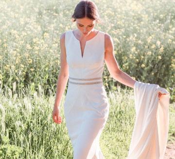 Vestidos de novia sencillos Novia D'Art 2021