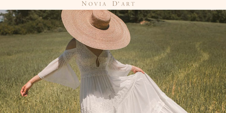 Novia D'Art Vestidos de Novia