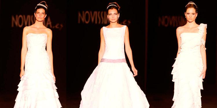 vestidos de novia de novissima