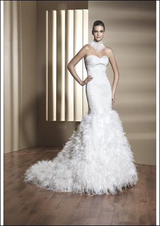 vestidos de novia flamencos de victorio & lucchino