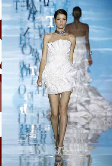 vestidos de novias cortos