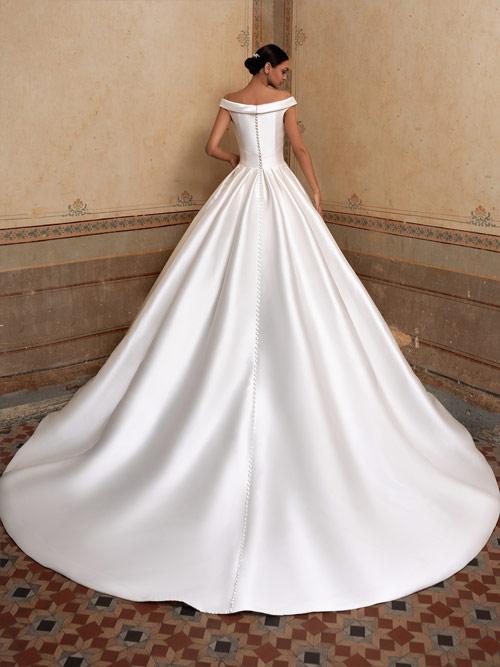 Pronovias vestidos sencillos