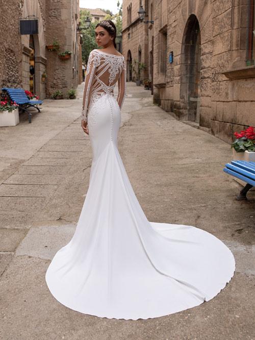 Pronovias vestidos de corte sirena