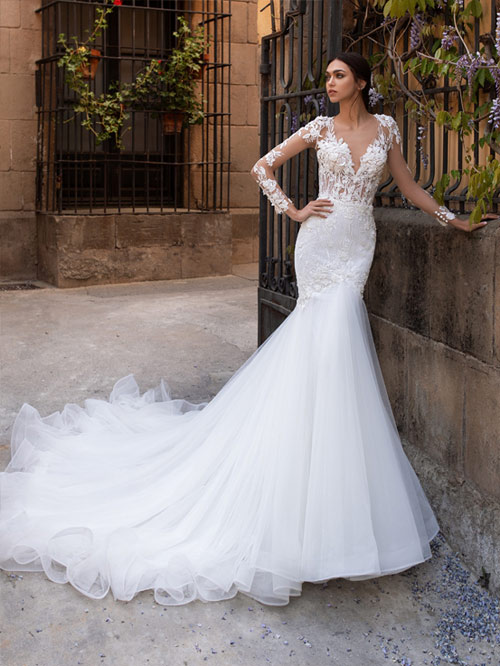 pronovias vestidos de novia 2021 Remick