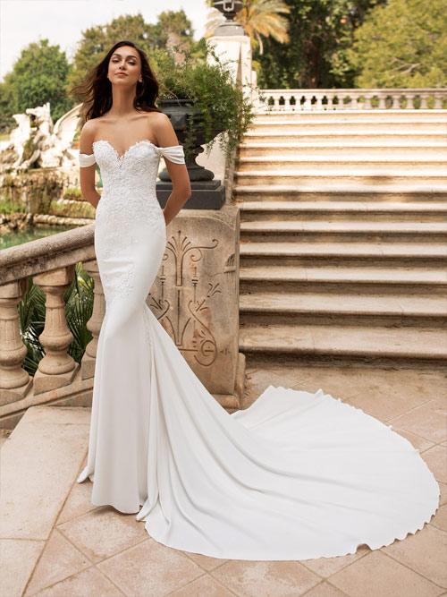 pronovias 2020 vestidos de novias