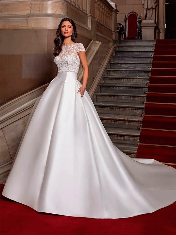 pronovias 2021 vestidos de novias
