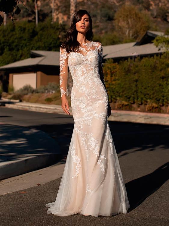 pronovias trajes de novia 2021 Remick