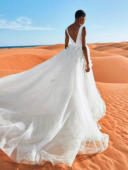 pronovias vestido de novia 2022 Angel
