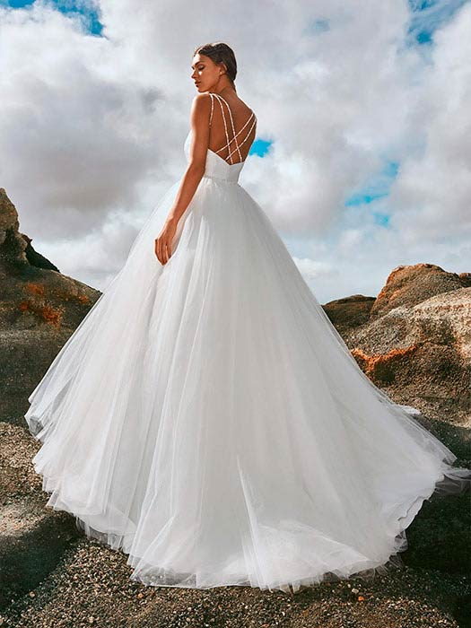 pronovias 2022 vestido Valensole