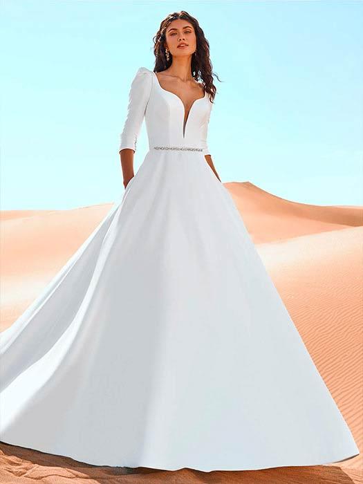 pronovias trajes de novia 2022 Geyser