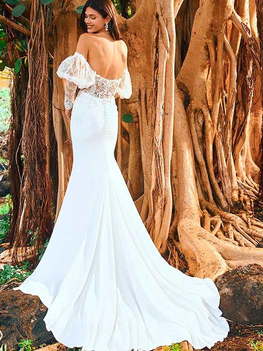 pronovias vestido de novia 2022 Masazir