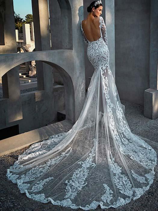 pronovias trajes de novia 2022 Toulou