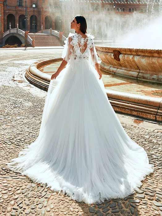pronovias 2022 vestido Marisol