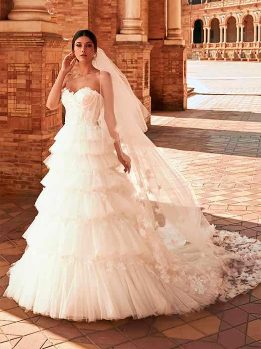 pronovias trajes de novia 2022 India