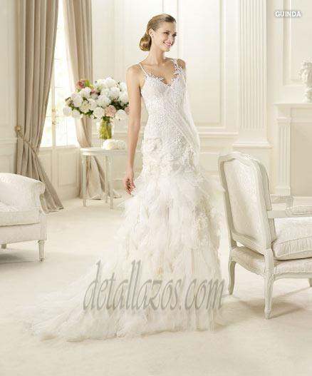 vestidos de novia con encajes 4