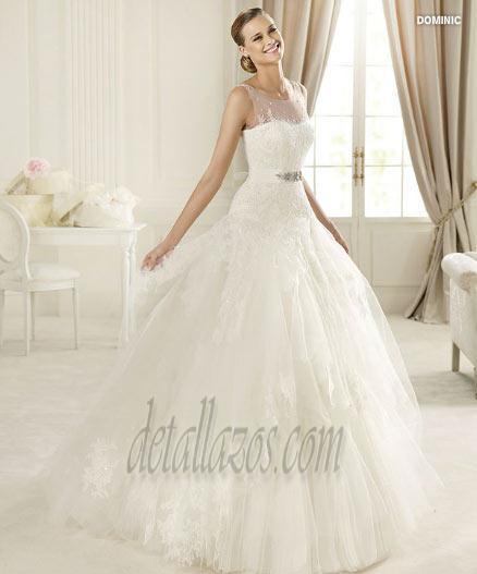 pronovias 2013 vestido duarte y dominic - catalogo de vestidos novia