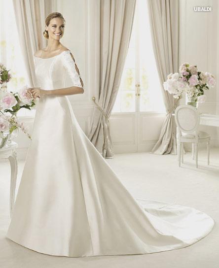 pronovias 2013 vestido de novia ubaldi y ulla