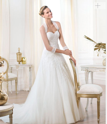 pronovias 2014 Laurelin