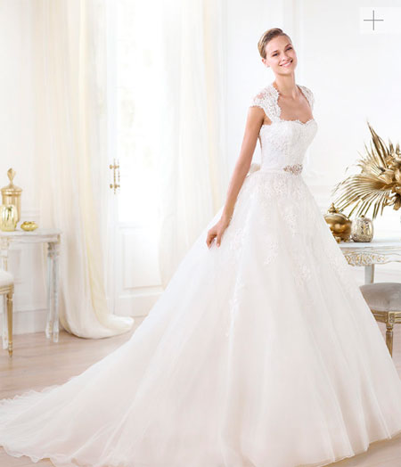 pronovias 2014 Leozza