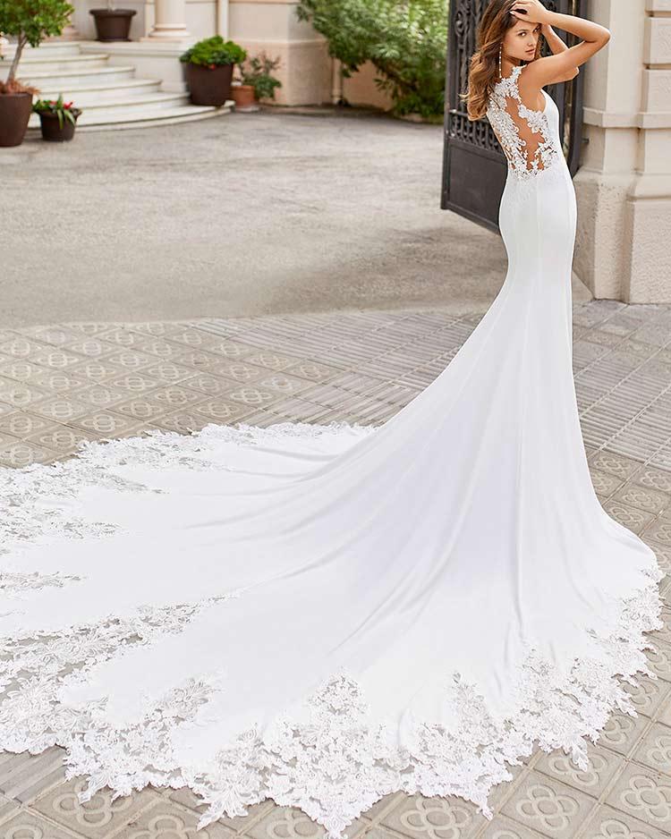 Rosa Clara vestidos de novias 2021 TArik
