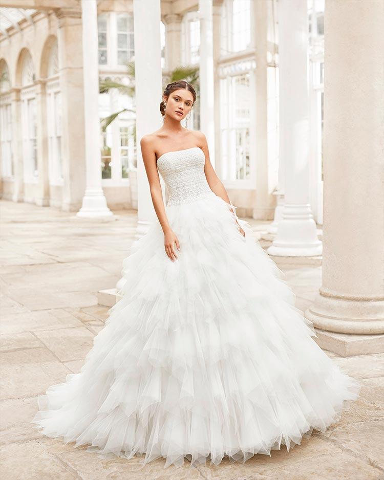 Rosa Clara novias 2021 Tully