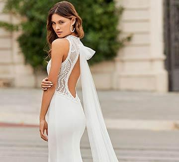 Vestidos de novia de Rosa Clára 2021