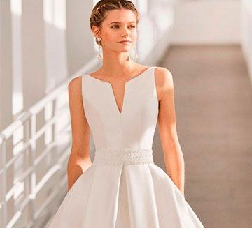 Vestidos de novia de princesa Rosa Clára 2022