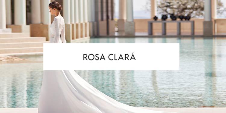 Rosa Clará Novias