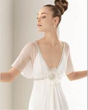 Vestidos de novia rosa clara 2010 catalogo