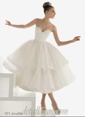 e019ddf43c1f Vestidos de novia cortos