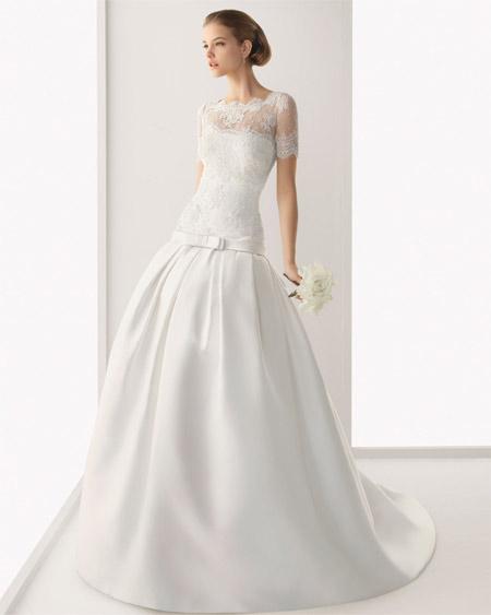 a5c05c87a Rosa Clará colección 2013 32 - vestido de novia de Rosa Clará 2013