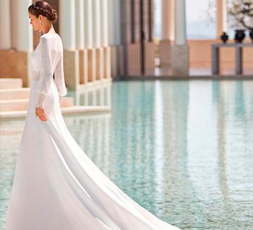 Vestidos de novia de Rosa Clára 2020