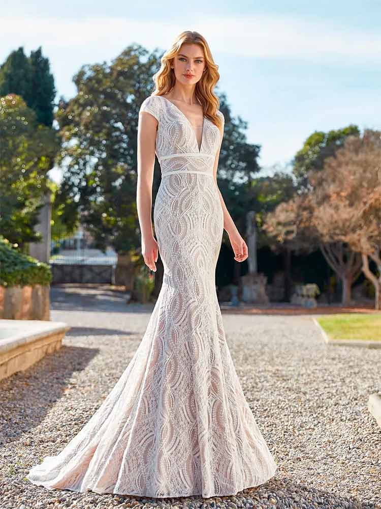 San patrick novias 2021 vestido Topaz