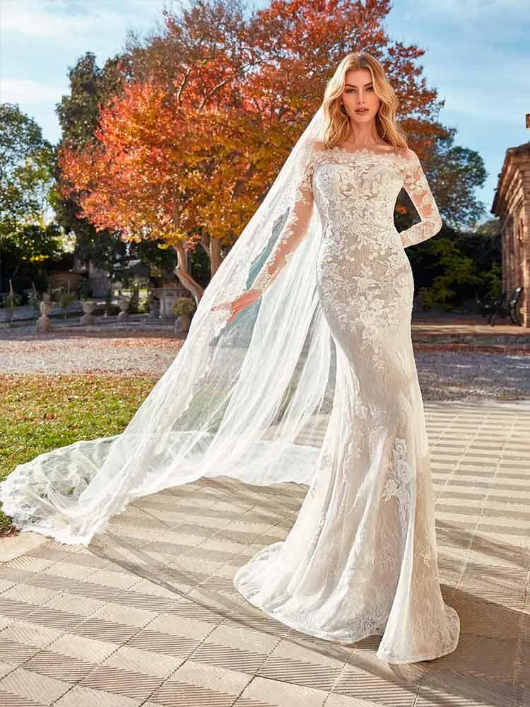 San patrick novias 2021 - Vestido Orangey