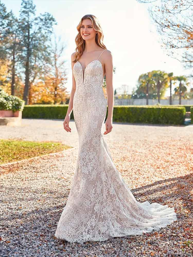San patrick novias 2021 - Vestido Opal